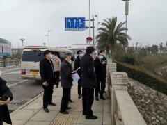 九江市领导现场调研八里湖水环境保护