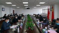 河南省人大领导到省生态环境厅调研疫