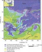 古气候证据表明在低海冰时段永久冻土不稳定