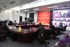 北京排水集团召开基层党组织疫情防控