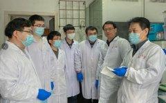 """朱宝库教授团队""""抗菌抑毒防护高分子"""