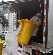 """实现医疗废物处置两个""""100%""""!"""
