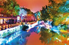 """点亮生态廊道 品味""""画""""中榕城 福州市打造白马河―"""