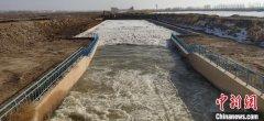黄河流域最大淡水湖乌梁素海今春应急生态补