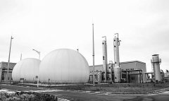 分布式农业生物质天然气规模化生产与