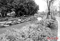 福州市白湖亭河主河道6月完成整治  绿