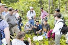 """60年,长白山""""科研联军""""接力保护森林"""