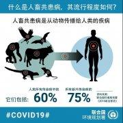 关于2019冠状病毒病的六大「自然」事实