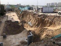 4月已约谈3次,郑州融侨悦澜庭工地仍