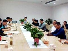湖南省生态环境厅派员赴常德调研指导