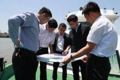 徐州市生态环境局调研京杭运河市区段