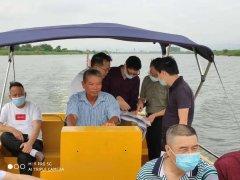 生态环境部资深专家为汕尾黄江河水质