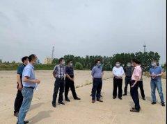 湖北省生态环境保护监察专员现场监察武汉市