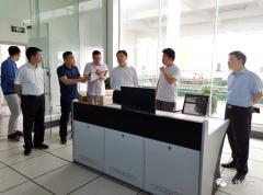 上饶市领导暗访督导余干县、鄱阳县环保督察整改工作
