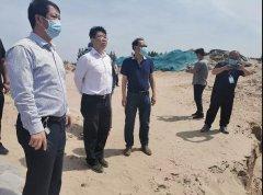 河南省生态环境厅到武陟县调研指导黄河流域