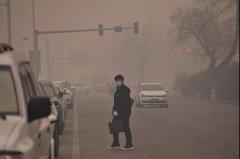 """疫情期间PM2.5下降,臭氧上升:""""按下"""