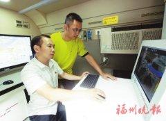 助力提升福州空气质量  应传友:大气污染物追踪者
