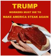 全球屠宰厂深陷疫情危机 工人被迫复工