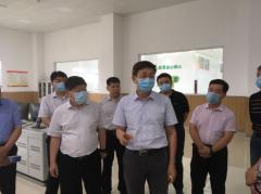 山东省生态环境保护督察专员到聊城市督导调研环境污染治理工作