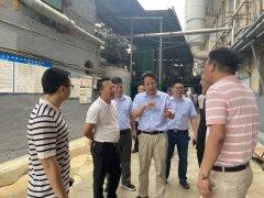 义乌市副市长带队检查中央环保督察信