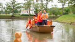 """上海首个村级河长制工作站揭牌,做强做实治水的""""神经"""