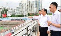 甘肃省委副书记、省长唐仁健调研中信环境技术兰州项目