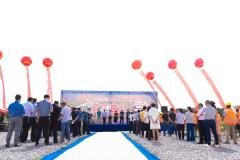 航天凯天环保建设的湖南省道县城乡水