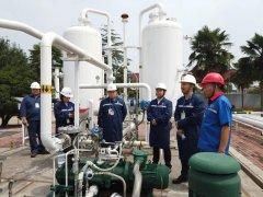 济源示范区生态环境局开展油气污染防