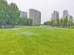 郑州的绿色文章越做越大:每年新增绿