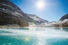 一年蒸发掉3570个西湖 青藏高原湖泊蒸发量是这样算出