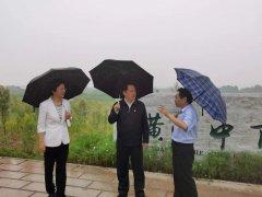 河南省生态环境厅厅长王仲田在洛阳市调研生态环境保护