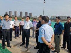 聊城市副市长带队督导检查市城区大气污染防治工作