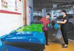 居民垃圾分类参与率10天内从10%上升到
