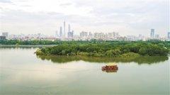 广州147条河涌告别黑臭 截至5月鸦岗等