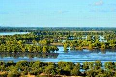 生态富民,长白山池西区黄泥河建设项目按下快进键