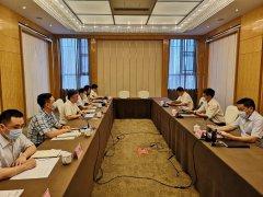 长江环保集团与天门市就共抓长江大保护相关工作进行沟通交流