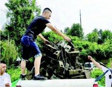 宜昌:保护长江生态 让禁渔令铁令生威