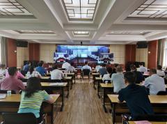 九江市生态环境局迅速贯彻落实全省202