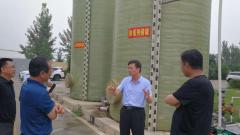 山东省生态环境保护督察专员赴临清市