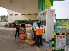 江门这3家加油站因不正常运行油气回收系统被立案查处