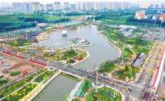 清水润城 岸绿景美――廊坊市安次区推进全域水生态建设探访