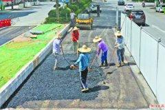 阳江市区二环路截污工程完工 将有效解