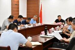 漳州市污染防治攻坚办召开污染防治八