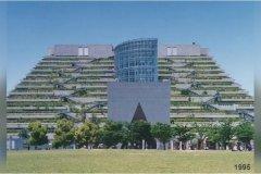 """日本""""60年后长成森林""""的大楼 网友分"""
