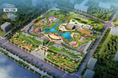 """从污水处理厂到""""城市花园"""" 中信环境七里河项目为兰州再添一景!"""