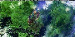 破纪录野火再临北极圈 碳汇恐不保