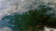 世界气象组织:北极野火和海冰融化加