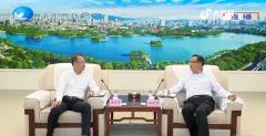 济南市长孙述涛会见中信环境技术执行