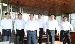 上海市委书记、市长率队赴嘉兴苏州南通学习