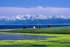 新疆维吾尔自治区:天山南北铺展绿色画卷